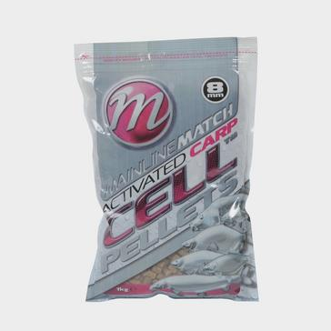 Clear MAINLINE Match Activated Carp Cell Pellets 8mm