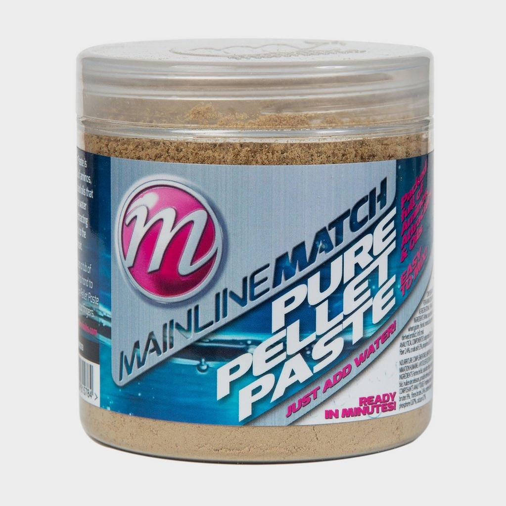 Brown MAINLINE Match Pure Pellet Paste Mix image 1