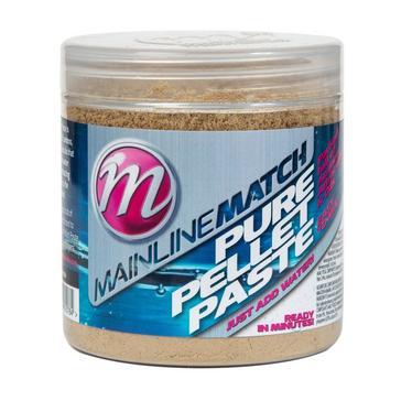 Brown MAINLINE Match Pure Pellet Paste Mix