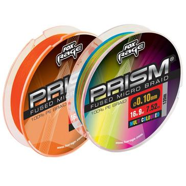 Multi FOX RAGE Prism 120m Orange 0.10mm