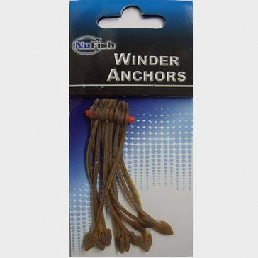 Brown NUFISH Winder Anchors