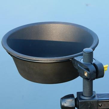 Black NUFISH Bait Bowl & Ring