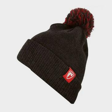 Grey FOX RAGE Grey Bobble Hat