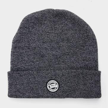 Grey FOX RAGE Grey Beanie