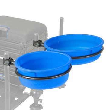 Multi PRESTON Offbox 36 Small GRndbait Bowl & Hoop