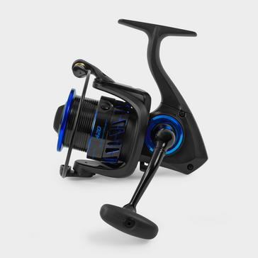 Black/Blue PRESTON Inertia 420 Reel