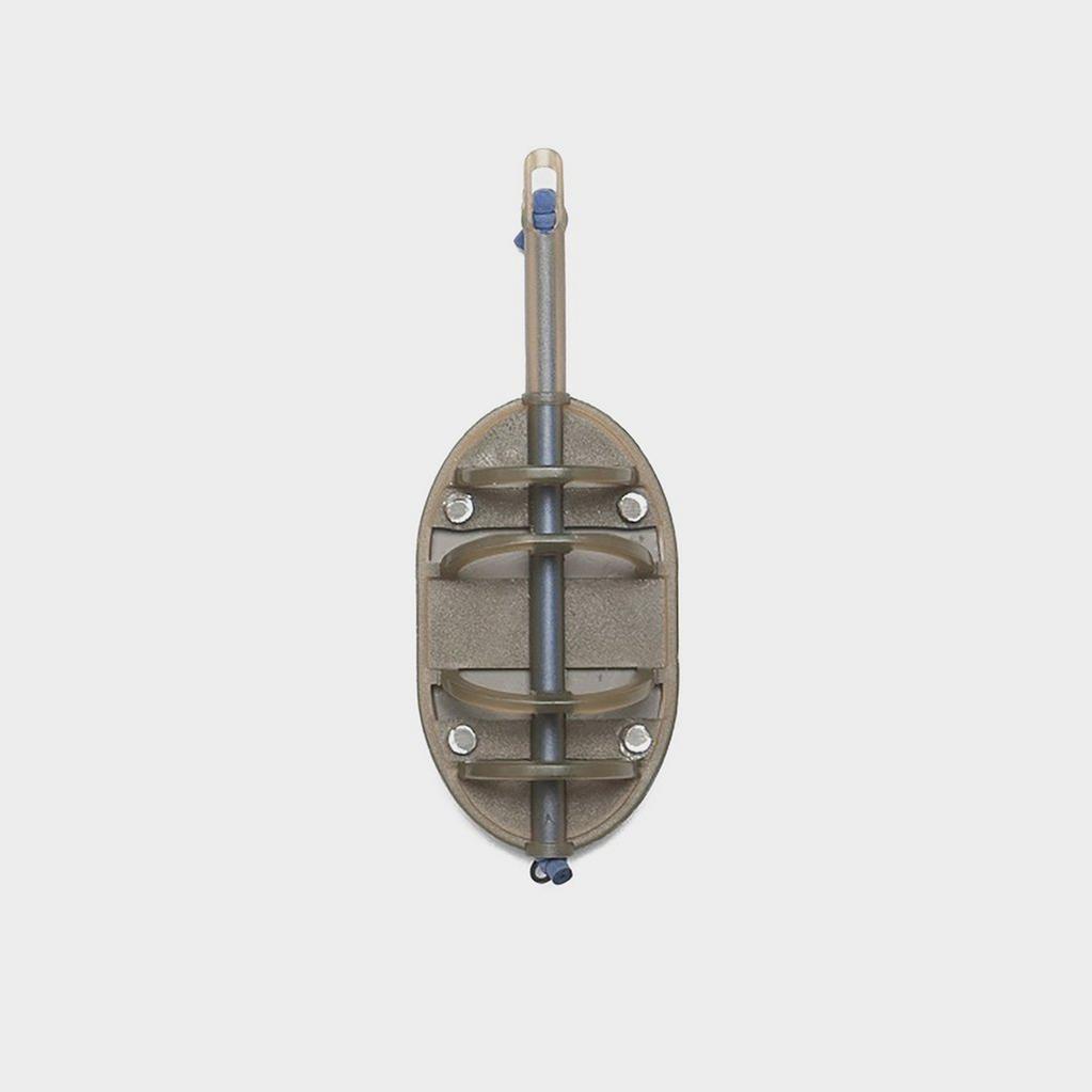 Silver PRESTON Elastic Flat Mthd Lrg 45G image 1