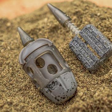 Silver PRESTON ICM Inline Maggot Fdr Small 12G