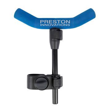 Blue PRESTON Offbox 36 Deluxe Butt Rest Arm