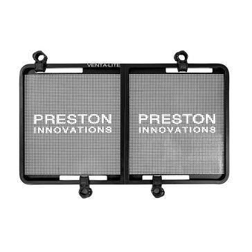 Black PRESTON Offbox Venta-Lite Side Tray (XL)