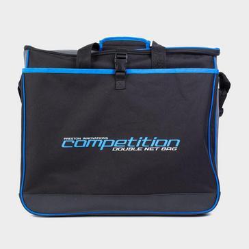 Silver PRESTON Competition Double Net Bag