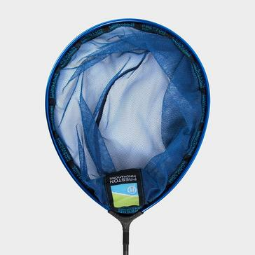 Blue PRESTON 18In Latex Hair Mesh Landing Net