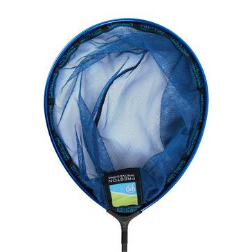 Blue PRESTON 20In Latex Hair Mesh Landing Net