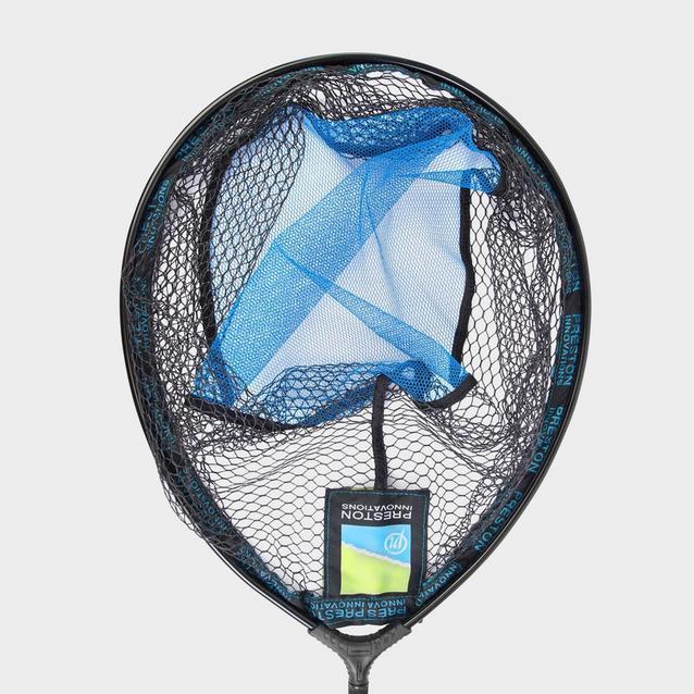 Multi PRESTON INNOVATION Latex Match Landing Net 18in image 1