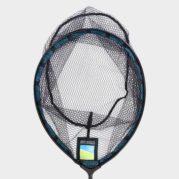 Blue PRESTON Latex Carp Landing Net 22in