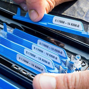 Blue PRESTON Mss Rig 15In Rapid Stop Sz12 Kkmb