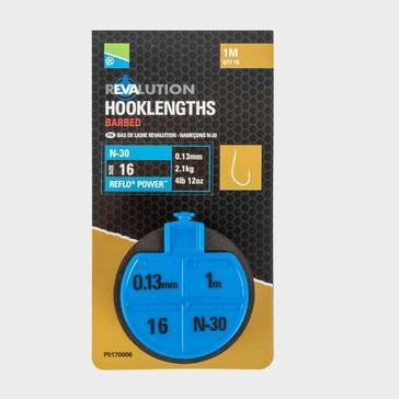 Blue PRESTON Revalution Hklengths - N30 Sz 12