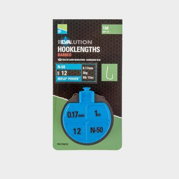 Blue PRESTON Revalution Hklengths - N50 Sz 16