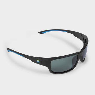 Green PRESTON Polarised Green Lens Sunglasses