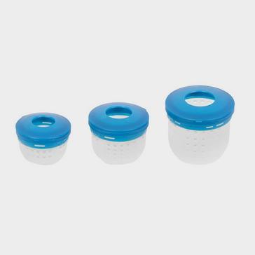 Blue PRESTON Soft Cad Pot Medium