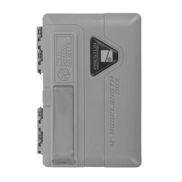 Silver PRESTON Mag Store System 10cm Unloaded