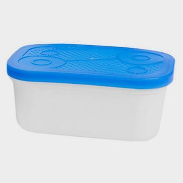 Blue PRESTON Wht Bait Tub 0.5Pt / 0.3Lt