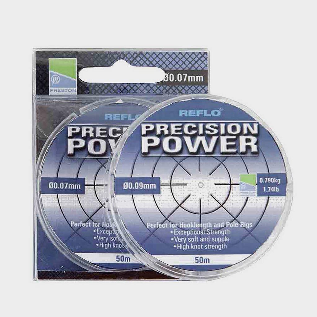 PRESTON Precision Power 0.09mm 50m image 1