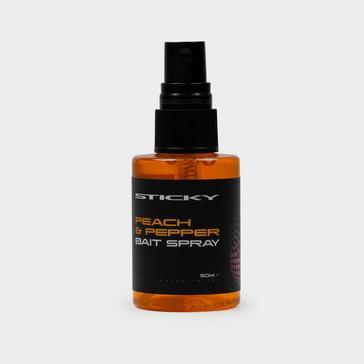 Multi Sticky Baits Peach & Pepper Bait Spray