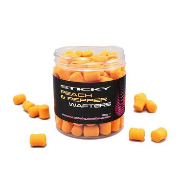 Multi Sticky Baits Peach And Pepper Wafters