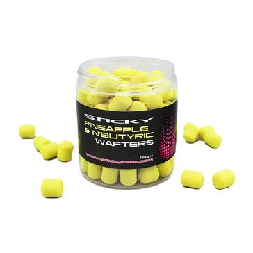 Yellow Sticky Baits Pineapple N Butyric Wafters