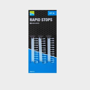 Clear PRESTON Rapid Stops