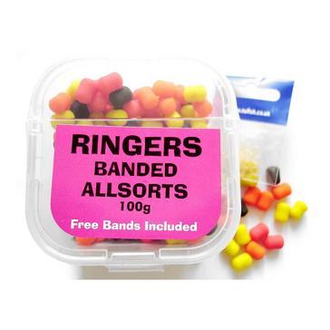 Multi RINGERS Banded Allsorts - Prng10