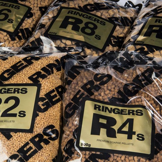 NO COLOUR RINGERS Feed Pellets R6 (6mm) image 1