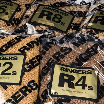 NO COLOUR RINGERS Feed Pellets R6 (6mm)