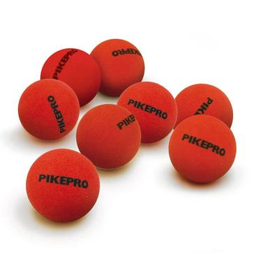 Red PIKEPRO Pro Bait Poppers (Large)
