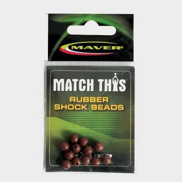 Purple Maver Match This Shock Bead