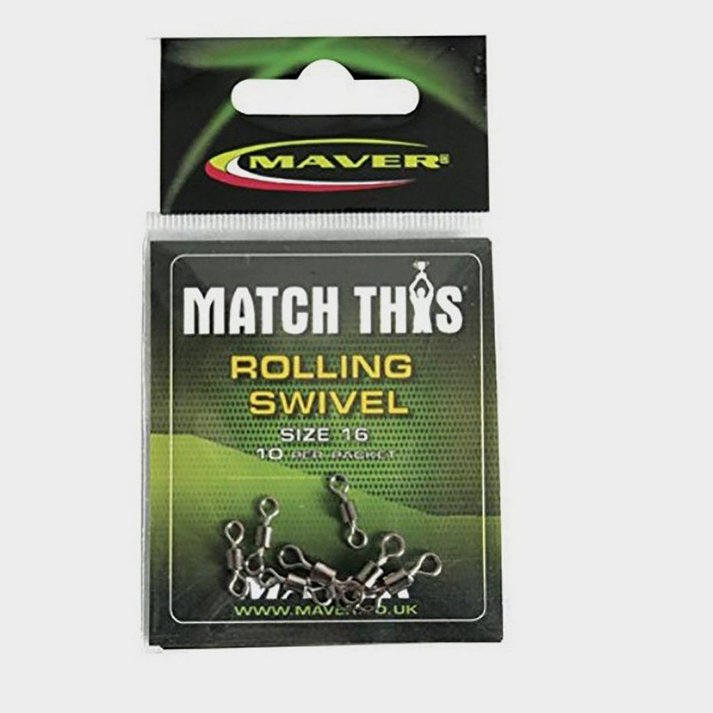 Maver Match This Rolling Swivel Sz 16 image 1