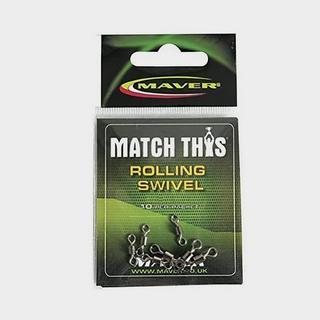 Match This Rolling Swivel Sz 14