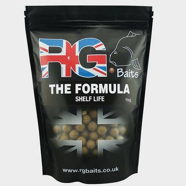 RG BAITS The Formula 15mm Shelf Life 2Kg