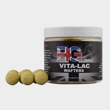 Multi RG BAITS 15mm Natural Vita Lac Wafters