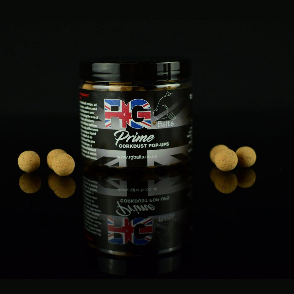 Multi RG BAITS Baits Prime Pop-Ups 12mm image 1