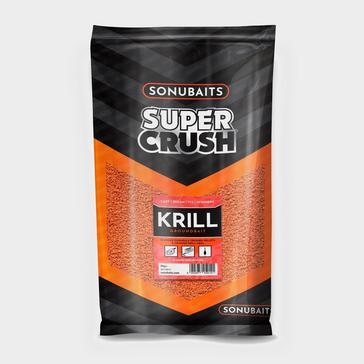 Multi SONU BAITS Supercrush Krill 2Kg