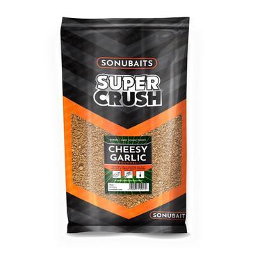 Brown SONU BAITS Cheesy Garlic Crush 2Kg