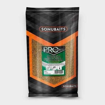 Brown SONU BAITS Pro Green Groundbait