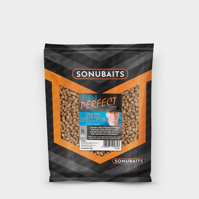 SONU BAITS 8Mm Fin Perfect Feed Pellet image 1