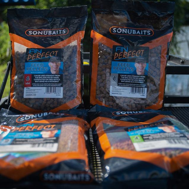 SONU BAITS 8Mm Fin Perfect Feed Pellet image 2
