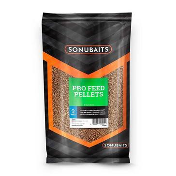 Brown SONU Pro Feed Pellets 2Mm