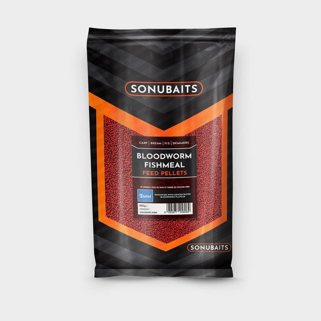 SONU Baits Bloodworm Feed Pellet 2Mm image 1