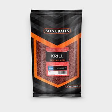SONU Krill Feed Pellets 2Mm