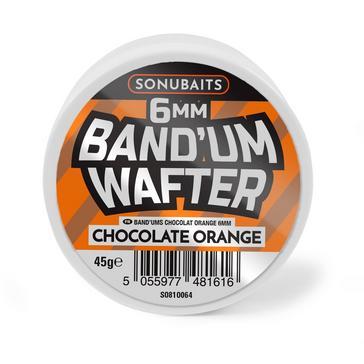 SONU 6Mm Chocolate Org Bandum Wafters
